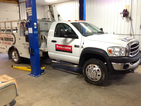 Mobile Tire Service >> Mobile Tire Repair In Reedsville Pa State College Pa Farmer S